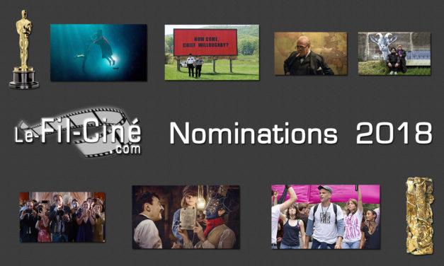 Nominations 2018